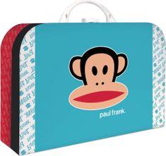 "Karton P+P Paul Frank Papír bőrönd ""35"""