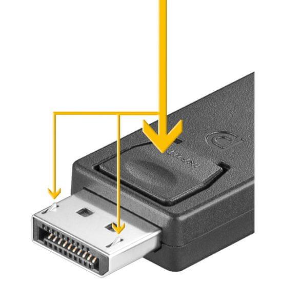 Goobay Displayport adapter