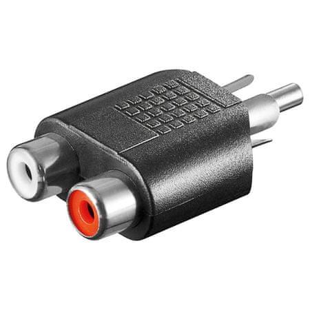 Goobay avdio (činč) adapter