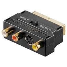 Goobay SCART adapter