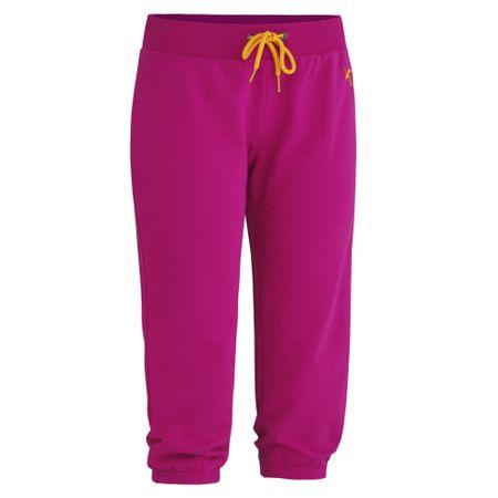 Kari Traa 3/4 hlače Traa Capri, ženske, roza, M