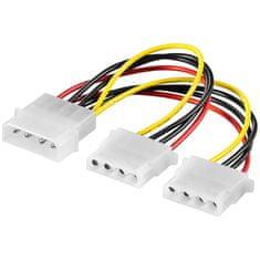 Goobay Y kabel za napajanje 5.25 -> 5.25
