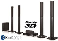 LG BH6540T 5.1-es 3D Smart Blu-ray házimozi rendszer