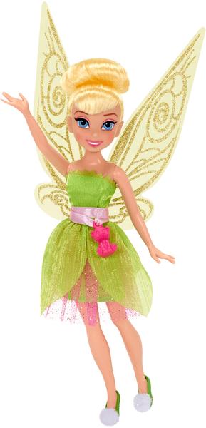 Disney Klasická panenka - Zvonilka 22 cm