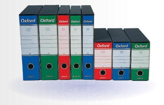 Esselte registrator Oxford A5 8cm, plavi
