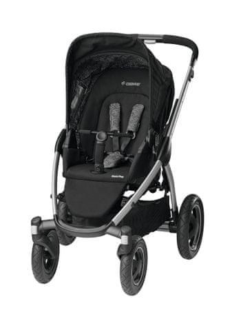 Maxi-Cosi otroški voziček Mura 4 Plus, Digital Black