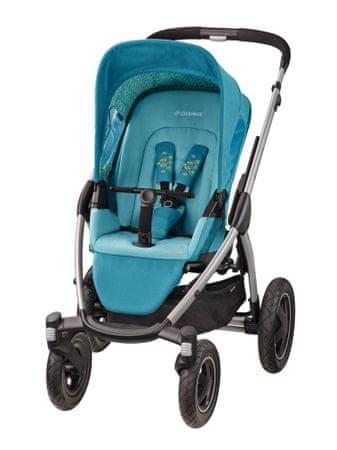 Maxi-Cosi otroški voziček Mura 4 Plus, Mosaic Blue