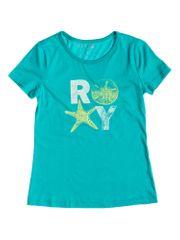 Roxy majica sa kratkim rukavima Basic RG B, dječja