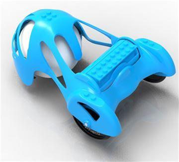 Sphero Přídavný vozík pro Sphero 2.0, modrý
