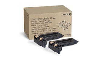 Xerox toner za Workcentre 4265, (2 X 25.000 strani), črntoner za Workcentre 4265, (2 X 25.000 strani), črn