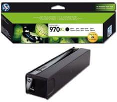 HP kartuša 970XL, črna (CN625AE)