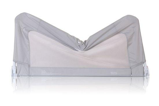 Reer Zábrana na postel 150cm, grey/white - zánovní