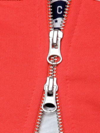 5892097c6f5 Gant dámská mikina s kapucí S lososová