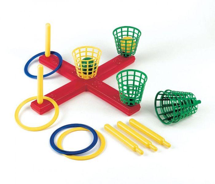 Frabar Kříž s košíky a míčky