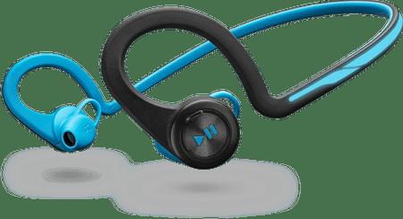 Plantronics stereo slušalka BackBeat FIT, modra