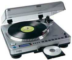 iON gramofon LP 2 CD