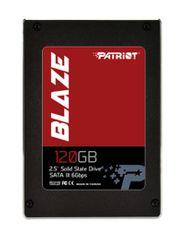 Patriot Blaze 120GB 2.5 SATA SSD Drive (PB120GS25SSDR)