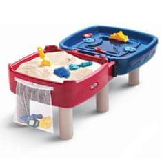 Little Tikes Vodní stůl a pískoviště - rozkládací