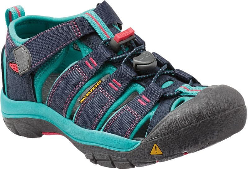 KEEN Newport H2 Jr Midnight Navy/Baltic 3 US (35 EU)