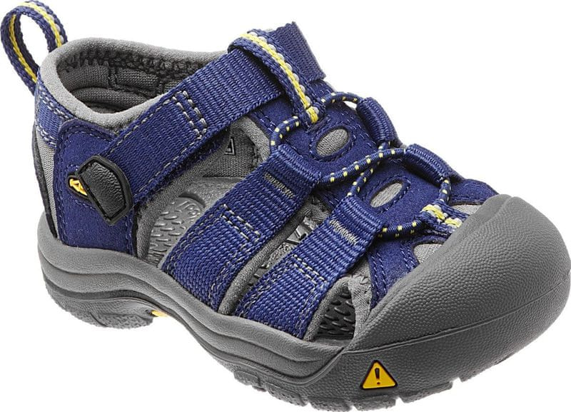 KEEN Newport H2 Infant Blue Depths/Gargoyle 4 US (19 EU)