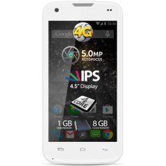 AllView C6 Quad 4G, bílý