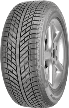 Goodyear pnevmatika Vector 4Seasons SUV 4x4 215/70R16 100T FP