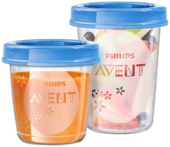 Philips Avent VIA zásobníky - 10 ks