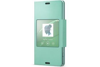 Sony Pouzdro Smart, Xperia Z3 Compact, zelená