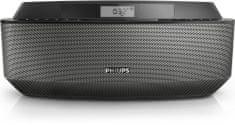 PHILIPS AZ420/12 Hordozható lejátszó (CD,MP3,USB, AUX-IN)
