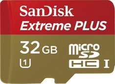 Sandisk Extreme Mobile microSDHC 32 GB (SDSDQX-032G-U46A)