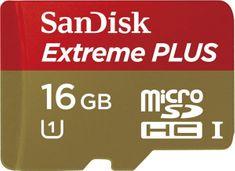 Sandisk Extreme Mobile microSDHC 16 GB (SDSDQX-016G-U46A)