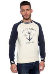 Gant mladistvý pánský bavlněný svetr