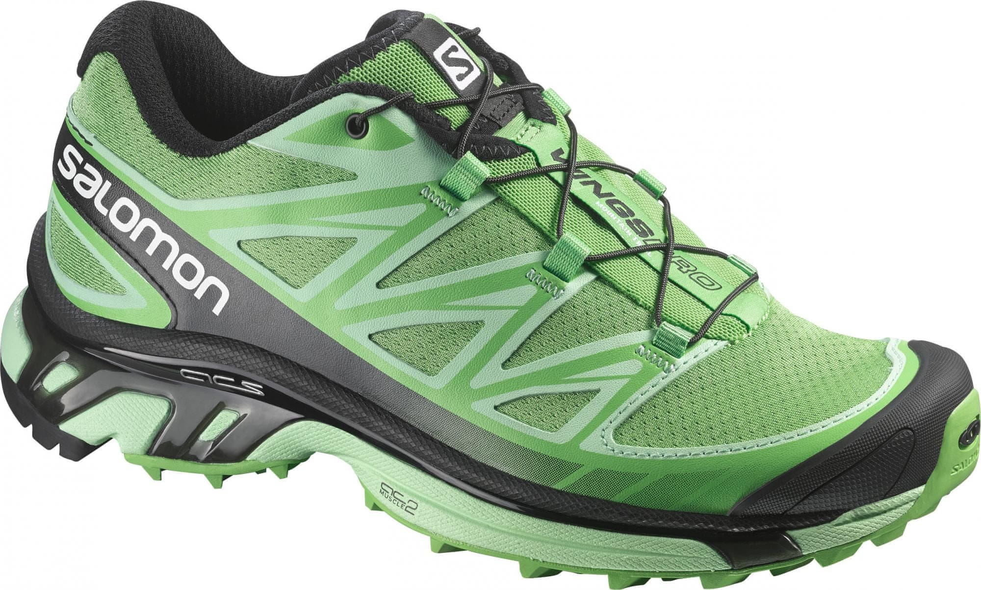 Salomon Wings Pro W Wasabi/Lucite Green/Black 38,7