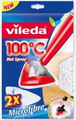 Vileda 100°C a Steam mop náhrada 2 ks