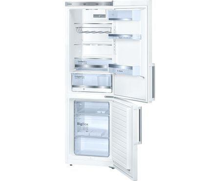 BOSCH KGE36AW42 Kombinált hűtőszekrény
