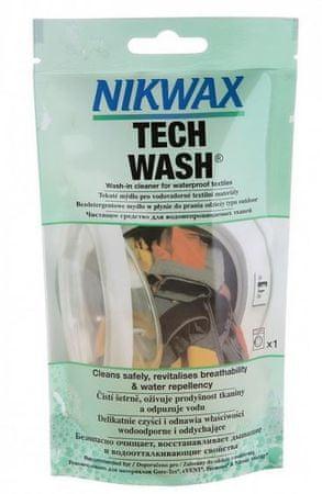Nikwax čistilo Tech Wash, 100 ml