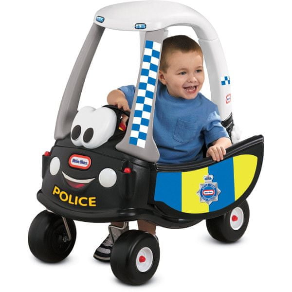 Little Tikes Cozy Coupe - policejní patrola
