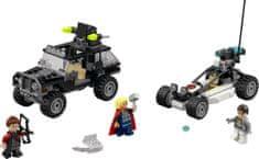 LEGO® Super Heroes 76030 Avengers 2: w pogoni za Hydrą