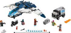 LEGO® Super Heroes 76032 Avengers #4 Gradska utrka Quinjetom