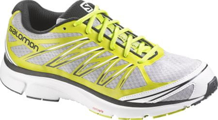 Salomon X-Tour 2 Aluminium/Gecko Green/Black 43,3