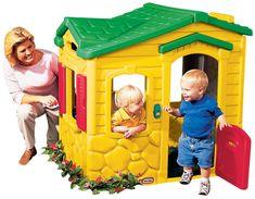 Little Tikes Magický domček so zvončekom - Sunshine