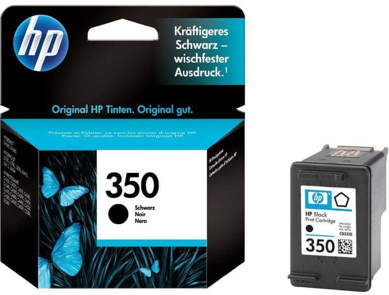 HP náplň černá č.350 (CB335EE)