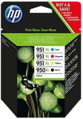 HP combo pack 950XL / 951XL (C2P43AE)