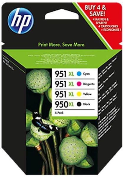 HP combo pack 950XL / 951XL (C2P43AE)