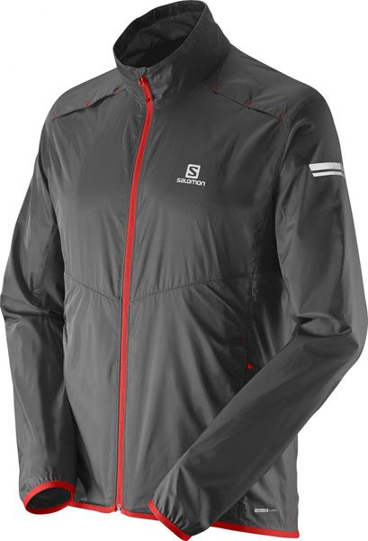 Salomon Agile Jacket M Black XL