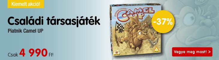 Piatnik Camel Up Társasjáték