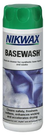 Nikwax čistilo Base Wash, 300 ml