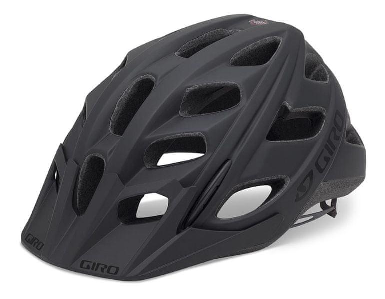 Giro Hex Mat Black L (59–63 cm)