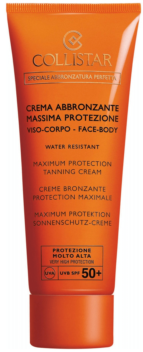 Collistar Krem do opalania Abbronzante - 100 ml