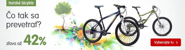Horské bicykle